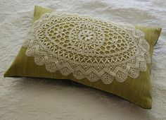 Trendy Tuesday: Doilies Are Everywhere :: Paper Crafter's Library