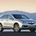 New Acura RDX Body Design Wallpaper