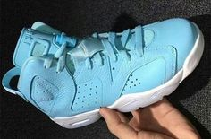 This Blue Air Jordan 6 Will Release In The Spring