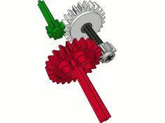 A complete tutorial on Lego gears, their advantages and disadvantages as well as the basic laws of mechanics that apply to them. Updated on February Lego Technic Truck, Lego Gears, Lego Nxt, Technique Lego, Lego Structures, First Lego League, Lego Club, Lego Mindstorms, Gear Rack