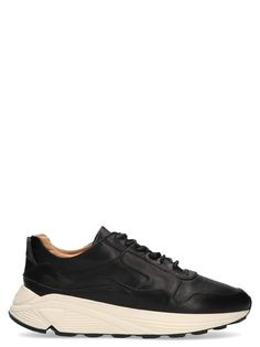 Buttero Vinci Low In Black Calf Leather, Black Shoes, Mens Fashion, Heels, Sneakers, Shopping, Black Loafers, Moda Masculina, Heel