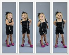 toddler dress up photography