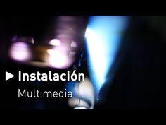 PROYECTOS - Instalación Multimedia - YouTube