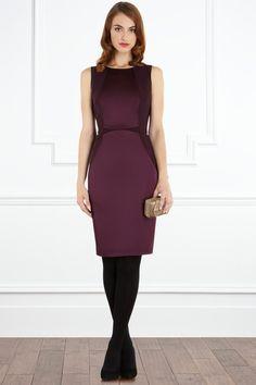 Coast Bassett Duchess Satin Dress