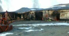 Tribunal Militar condena sargento por incêndio em base da Antártica