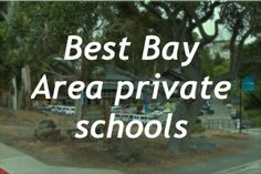 The third-best private high school in the nation, according to a new education survey, is a short drive from San Francisco on the Peninsula.