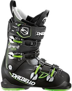 The Viper 120 Ski Boot Is For Top Level Skiers Who Seek Maximum Control In A