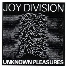 Album Unknown Pleasures – Joy Division Closer may be Joy Division's deepest statement, but this is them at their most honest. Ian Curtis is a terrifying ghost. The older I get, the more terrifying his ghost becomes. Famous Album Covers, Greatest Album Covers, Rock Album Covers, Classic Album Covers, Music Album Covers, Music Albums, Joy Division, Ian Curtis, Lp Cover