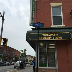 Grocery Store, Broadway Shows, History, Historia