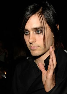 Jared Leto I miss your makeup!