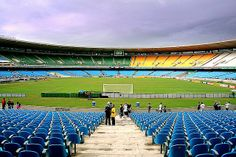 Stadiums are ready for the Play Game in Brazil..