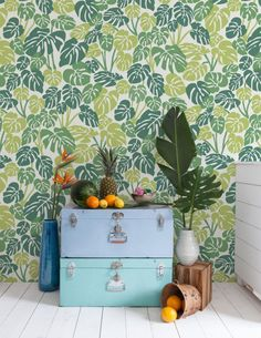 Deliciosa Wallpaper - Aimee Wilder - $175 - domino.com