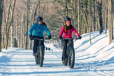 Fat Bike, Bicycles, Winter Jackets, Sports, Outdoor, Fashion, Winter Coats, Hs Sports, Outdoors