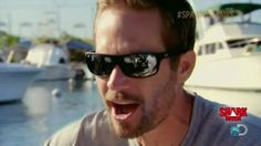 Paul Walker is adorable in shades