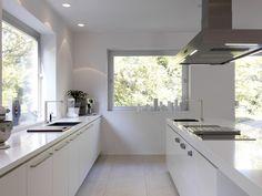 Leicht kitchen - the most beautiful kitchen in Germany MHK/ZuhauseWohnen-Competition.