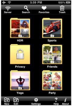photo manager pro IPAD App