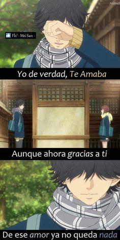 Frase anime