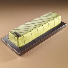 Cake chocolat au thé vert Matcha