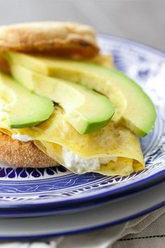 10 Healthy Breakfast Sandwich Recipes to Jump-Start Your Day Breakfast Sandwich Recipes, Avocado Breakfast, Savory Breakfast, Breakfast Ideas, Avocado Toast, Breakfast Dishes, Brunch Ideas, Avocado Egg Sandwiches, Sandwiches For Lunch