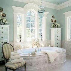 The Benefits of Classic Mediterranean Bathroom Lots of people want to have a beachfront home. If you've been at your existing home for quite a while, you most likely have a great deal of equity that could be employed to… Continue Reading → Romantic Bathrooms, Chic Bathrooms, Dream Bathrooms, Dream Rooms, Beautiful Bathrooms, Luxury Bathrooms, Decorating Bathrooms, Cottage Style Bathrooms, Small Bathrooms