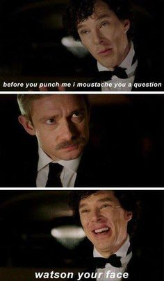 Seriously, are you keeping that? #sherlock