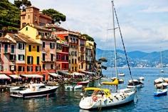 Portofino... Italian Riviera...