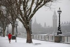 Image result for London snow
