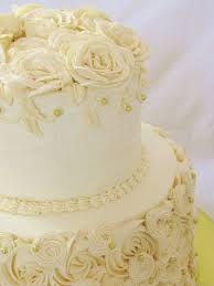 butter cream wedding cakes - Google Search
