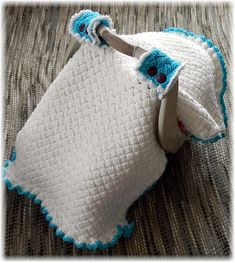 Ravelry: Woven Car Seat Canopy pattern by Yarn & Hook