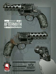 Makeshift Revolver