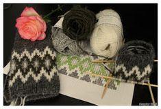 Megetar: Kirjoneulelapaset miehelle Winter Hats, Diy, Knitting Ideas, Fashion, Moda, Bricolage, Fashion Styles, Do It Yourself, Fashion Illustrations