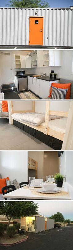 TINY HOUSE BOX CONTAINER HOME