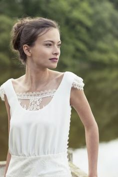 Os mais lindos vestidos de noiva vintage para 2015 Image: 21