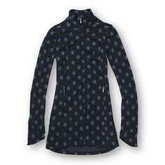 Women's Juliet Zip Tunic   Ibex Merino Wool Long Sweater $175