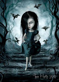 Toon Hertz - Mistress of the Bats