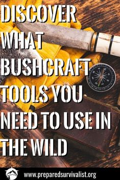 I want to point out that there is a difference between prepping and bushcraft. Preppers stock up and prepare to survive in a specific location, whether that is bugging in at home or bugging out at an alternative location. Those who choose bushcraft, are the ones who plan on surviving with little or no human interaction. I think that both are equally important. Bushcraft Kit, Bushcraft Skills, Bushcraft Knives, Survival Hacks, Survival Skills, How To Make Fire, Survival Equipment, Outdoor Survival, Staying Alive