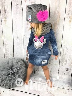 Čepka tyl s tunelem Baby Design, Little Princess, Kids And Parenting, Baby Knitting, Winter Hats, Style Inspiration, Sewing, Children, Vintage