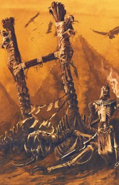 latest (414×643) Fantasy Battle, Fantasy Warrior, Dark Fantasy, Fantasy Art, Warhammer Tomb Kings, Screaming Skull, Warhammer Fantasy Roleplay, Apocalypse Art, The Grim