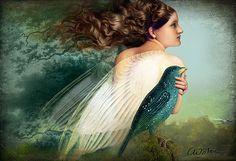 Catrin Welz-Stein Like a Bird