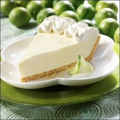 Nellie & Joe's Key Lime Pie  Hey these are THE key lime juice people!! Recipe must be wonderful. AT