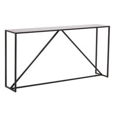 Found it at AllModern - Strut Console Table