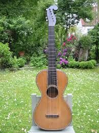 Image result for viennese guitars