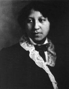 Isabel Tall Chief - Iroquois (Seneca) - 1913
