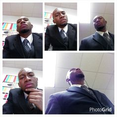 Snapped a few of myself lookin dapper. #OldToMe #NewToYou #FreshAndClean #IDoThis #YouKnowThatByNow