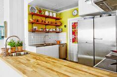 Decoração: 41 cozinhas country urbano