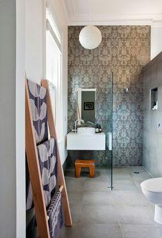 Small space bathroom