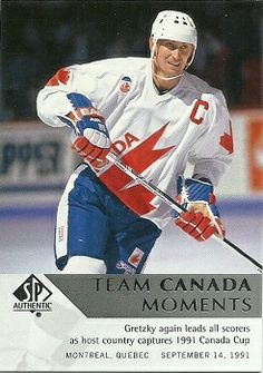 Canadian Hockey Cards: Inserts, Rookies, Tim Horton's and McDonalds for sale. Canada Cup, Hockey Pictures, Hockey World, Wayne Gretzky, Edmonton Oilers, Olympic Team, Sports Figures, Nfl Fans, Hockey Cards