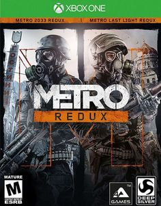 Metro Redux - Xbox One - Larger Front