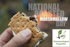 !!..Celebrate National Toasted Marshmallow Day..!! The history of the marshmallow dates all the way back to Ancient Egypt. The Egyptians harvested the sweet gooey extract of the mallow plant and used it to make candy. It was a very special treat reserved exclusively for gods and royalty. The modern-day marshmallows we know and love today emerged during the 19th century.