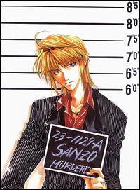 Genjo Sanzo Character Profile - Gensomaden Saiyuki